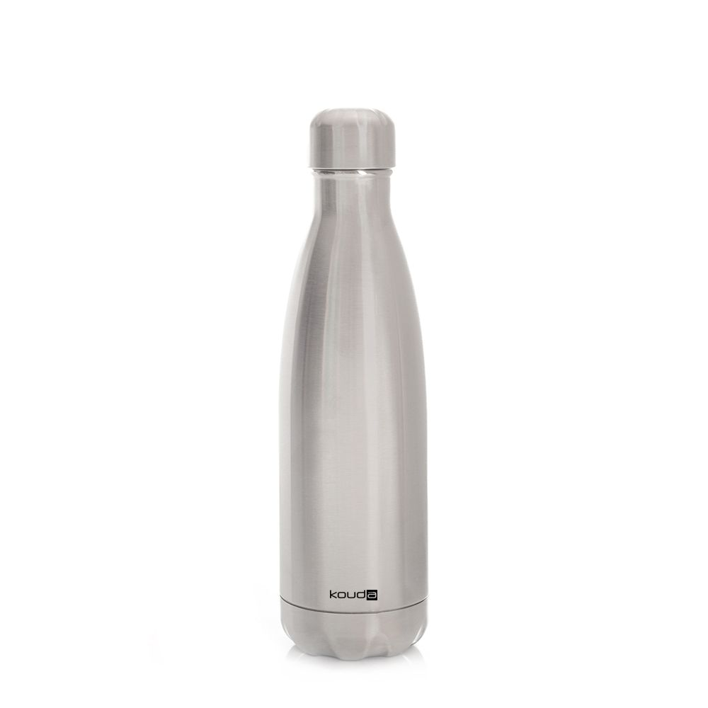 Garrafa Térmica Kouda 500ml Grey - Prata Inox
