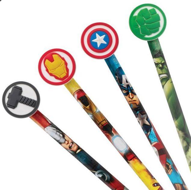 Lápis Top Molin - Avengers