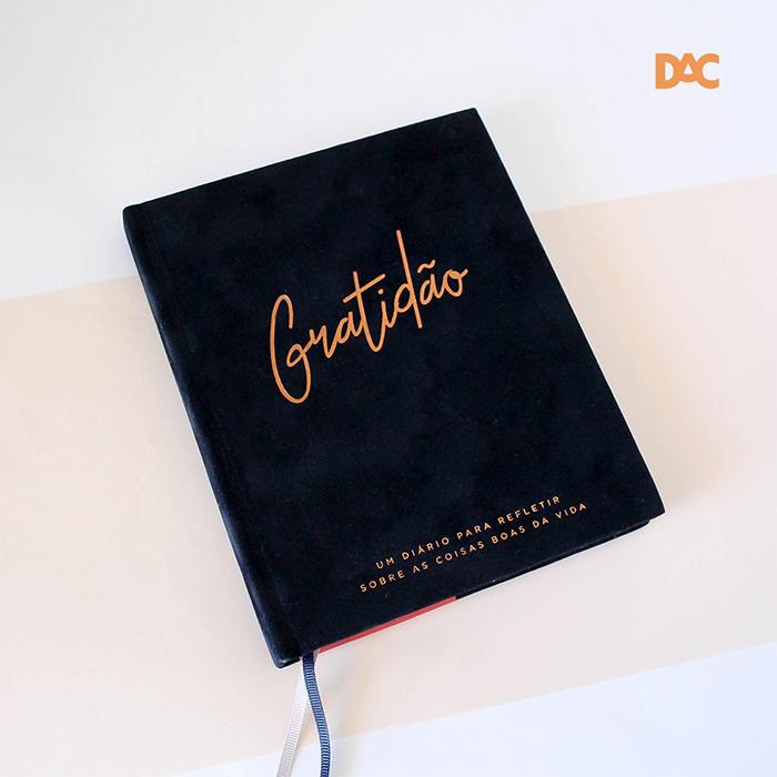 Livro Diário da Gratidão DAC