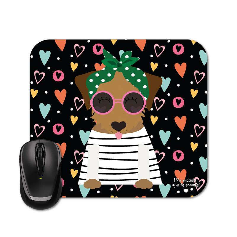 Mouse Pad - Happy Caramelo