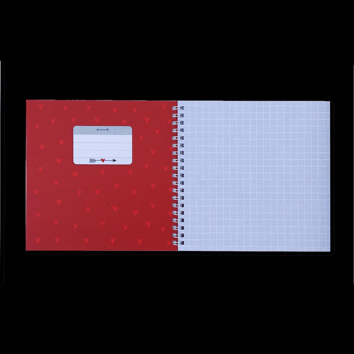 Kit Scrap Álbum Cartões Gigantes - A Nossa História de Amor