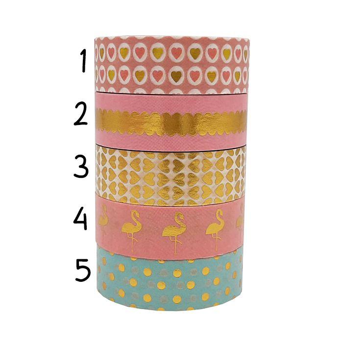 Washi Tape com Foil 3 Molin Unitária