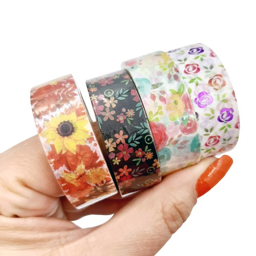 Washi Tape - Floral