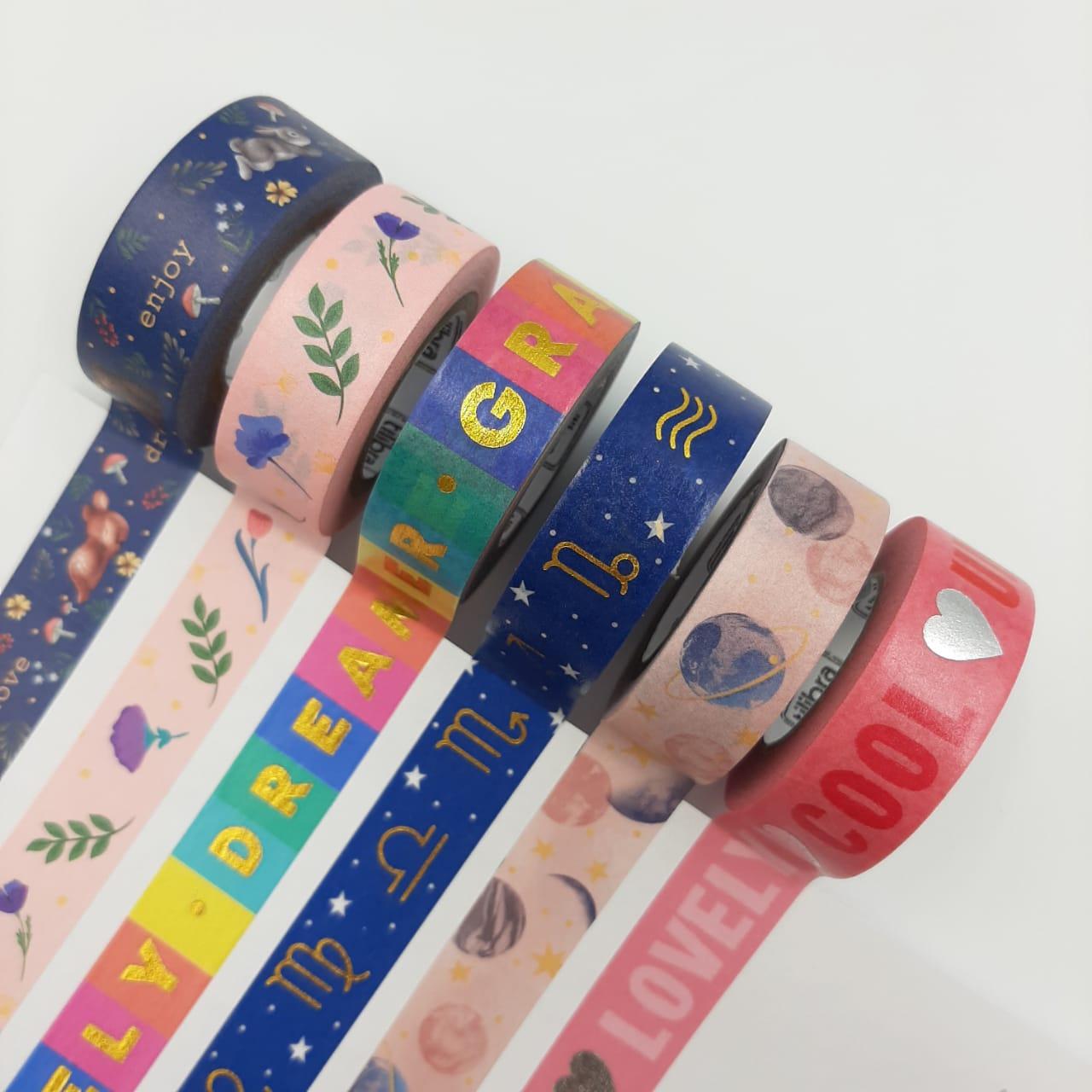 Washi Tape Tilibra 10m