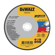 Disco de Corte DEWALT HP2 para Aço Inox Metal 180-1,9-22