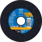 Disco de Corte para Inox PFERD EHT PSF STEELOX 115-1,6