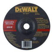 Disco de Desbaste DEWALT para Metal 180-6,3-22