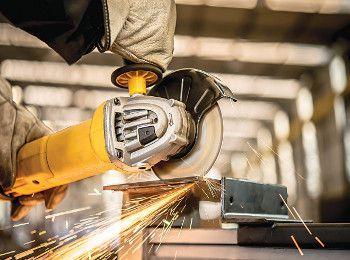 Disco de Corte DEWALT HP2 para Aço Inox Metal 115-1,0-22