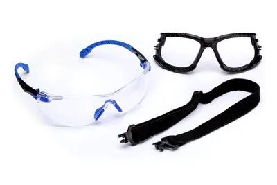 Kit de Óculos de Segurança 3M Solus CA 39190