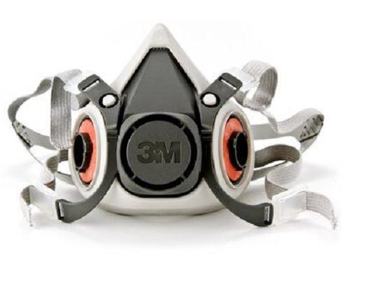 Respirador Semi facial 3M Tamanho P Série 6100
