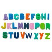 Alfabeto em EVA para Sala de Aula 2 Alfabetos 6cm/10mm