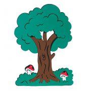 Árvore Decorativa em EVA