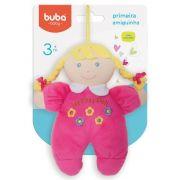 Boneca de Pano Primeira Amiguinha - Buba