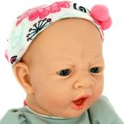 Boneca Sweet Reborn Primeira Vacina -  Cotiplás