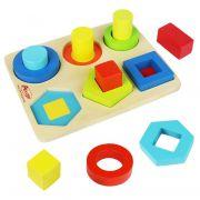 Brinquedo de Formas Geométricas