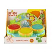 Brinquedo Musical de Percussão Infantil - Safari Beats Bright Starts