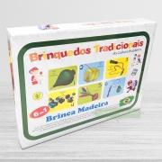Brinquedos Tradicionais da Cultura Brasileira - Bate Bumbo
