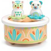 Caixa de Música Magnética Baby Music - Djeco