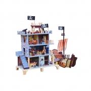 Casa e Barco do Pirata Jack em Madeira (A162)