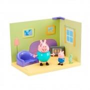 Cenários da Peppa Pig Variados - Sunny