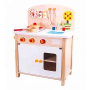 Cozinha Infantil em Madeira - Tooky Toy