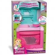 Cozinha Sonho de Menina Sweet Fantasy - Cardoso Toys