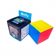 Cubo Mágico Profissional 5x5x5 - MoYu