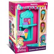 Geladeira Gela Sorvetinho Sweet Fantasy - Cardoso Toys