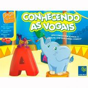 Jogo Conhecendo as Vogais - Taquetá