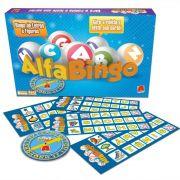 Jogo de Alfabetização Alfabingo - Algazarra
