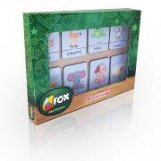 Jogos dos Animais em Inglês - Fox