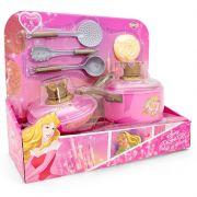 Kit Cozinha com Panelas Princesas Disney • Toyng