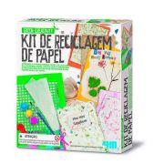 Kit de Reciclagem de Papel - 4M