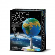 Kit Modelo Terra-Lua Earth Moon