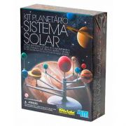 Kit Planetário Sistema Solar - 4M