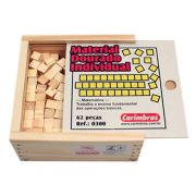 Material Dourado Individual 111 peças - Carimbras