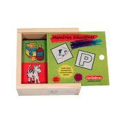 Memórias Educativas Figuras e Letras - Carimbras