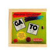 Memórias Educativas Sílabas - Carimbras