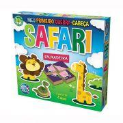 Meu Primeiro Quebra-Cabeça Safari - Pais & Filhos