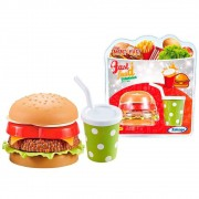 Fast Food Suquinho Mini Chef  - Xalingo