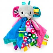 Naninha Elefante Taggies Blanket - Bright Starts