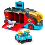 Patrulha Canina Pups Super Paws Ônibus Mighty Cruiser - Sunny