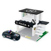 Posto de Policia em Madeira