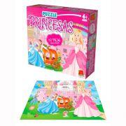 Puzzle Princesas 60 Peças
