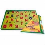 Quebra-cabeça Alfabeto e Cia - Carimbrás