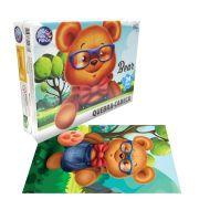 Quebra-Cabeça Bear 24 Peças Premium Pais & Filhos