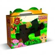 Quebra-Cabeça Gigante Leãozinho 12 Peças - Algazarra Brinquedos
