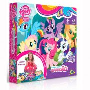 Quebra-Cabeça Grandão My little Pony 48 Peças - Toyster