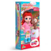 Quebra-Cabeça Grandinho Rainbow Ruby com 28 peças - Toyster