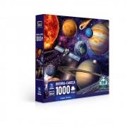 Quebra Cabeça Viagem Cósmica 1000 Peças - Toyster